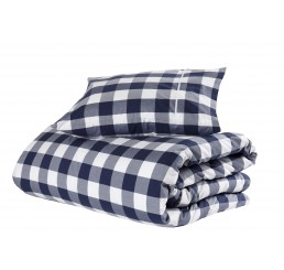 Bed Linen Original Blue Check