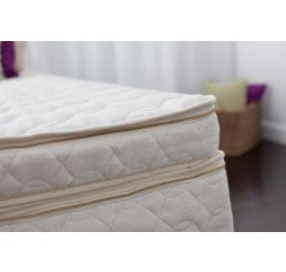 "Organic Harmony: 4"" Topper - All Talalay"
