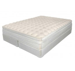 Queen Dual Chamber Size Mattresses Brickell Mattress