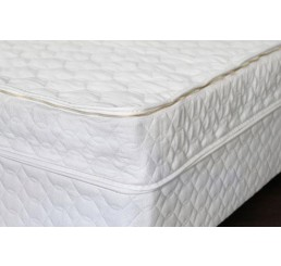"Organic Tranquility: 7"" Mattress - All Talalay"