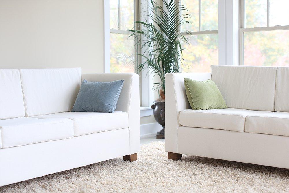 Verona Organic Latex Sofa By Savvy Rest
